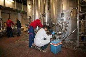 Trattamento anti legionella in un impianto idrico industriale
