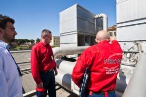 sanificazione impianto idrico