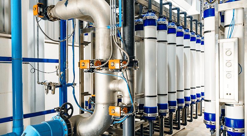 sanificazione cisterna acqua