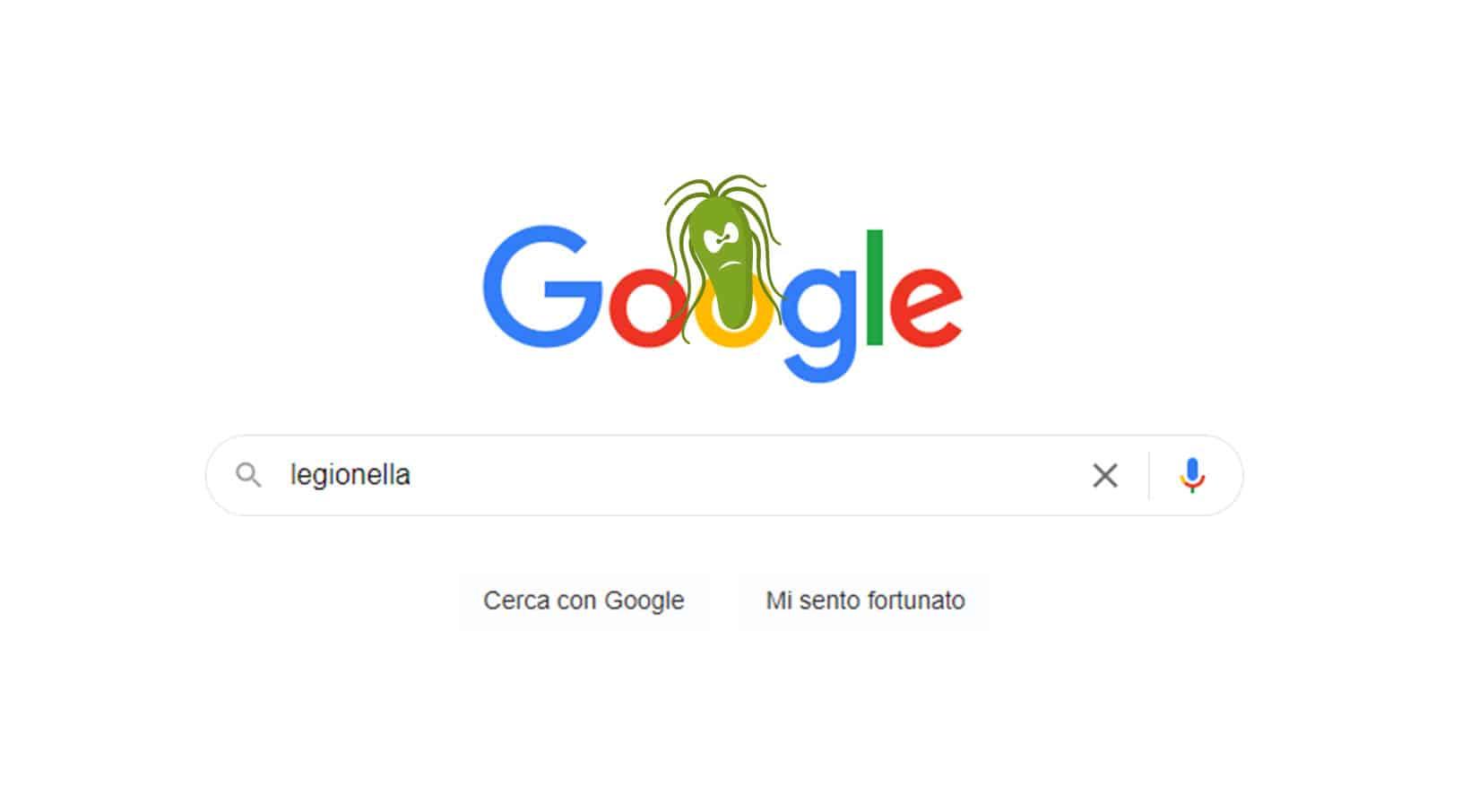 google legionella ricerche