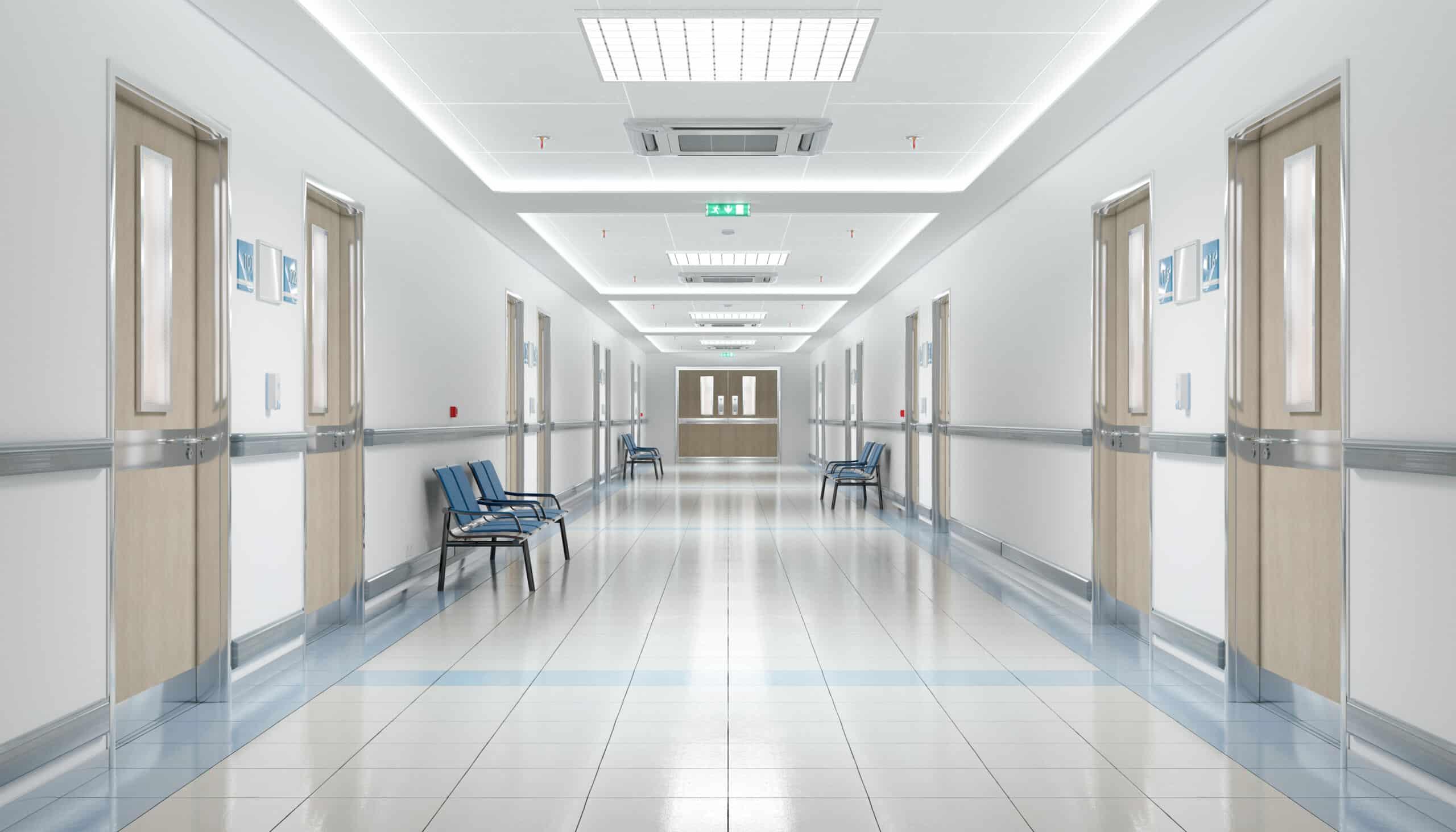 legionella strutture sanitarie